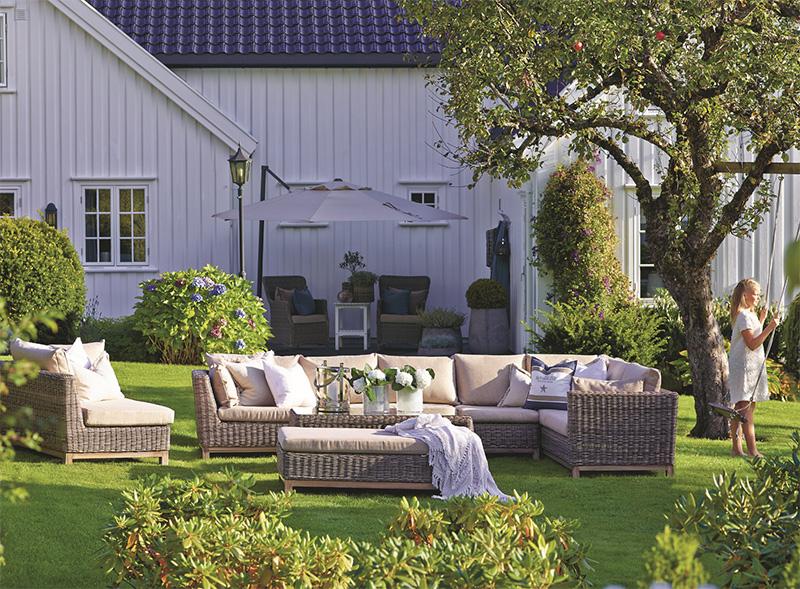 Alle nye Er du en pøbel mot ditt hagemøbel? - Bohus Vikse Møbler AR-86